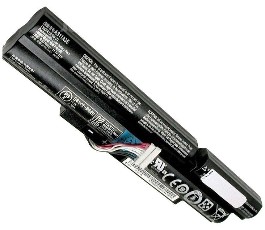 Батарея ACER для ноутбуков Aspire TimelineX 3830, 4830, 5830 серии (11.1V 4400mAh) PN: AS11A3E AS11A5E