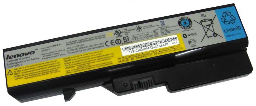 Аккумуляторная батарея IBM Lenovo G460 G470 G560 G565 G570 G575 G770 Z370 Z460 Z465 Z560 Z565 Z570 Z575 B570 B575 V570 аккумулятор