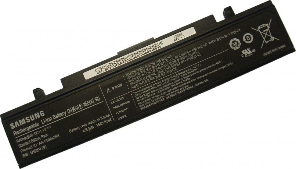 Аккумуляторная батарея AA-PB9NS6B для ноутбука для ноутбука Samsung R423 R425 R428 R429 R430 R439 R440 R458 R467 R468 R470 R478 R480