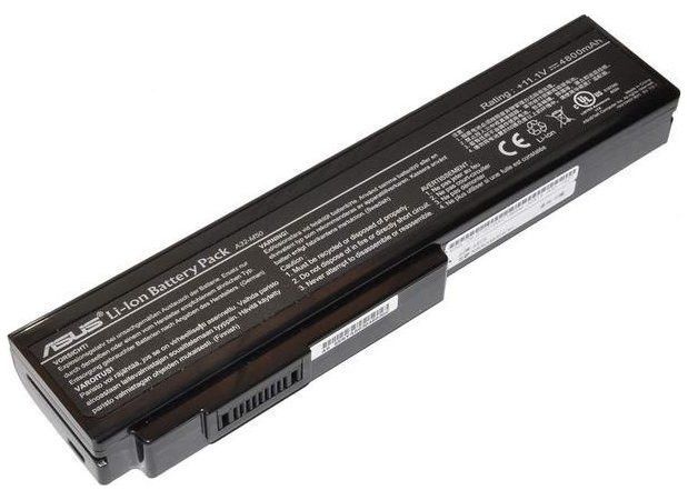 Аккумуляторная батарея A32-M50 для ноутбука ASUS M50 M60 G50 G51 G60VX VX5 L50 X55 X57 N61Ja N61Jv N61VF N61VN N61VG серий 11.1 вольт