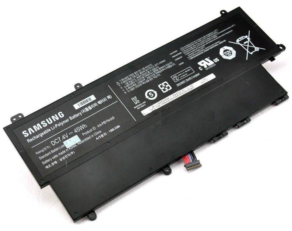 Аккумуляторная батарея Samsung для ноутбуков NP530U3B NP530U3C 530U3B-A02 530U3C-A02 NP530 серий (7.4v 45wh) AA-PBYN4AB AA-PLWN4AB