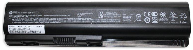 Батарея HP для ноутбуков серии Compaq Pavilion DV4 DV5 DV6-1000 DV6-2000 G60 G70 HDX16 CQ40 CQ60 CQ61 CQ70 (11.1v 5200mah)