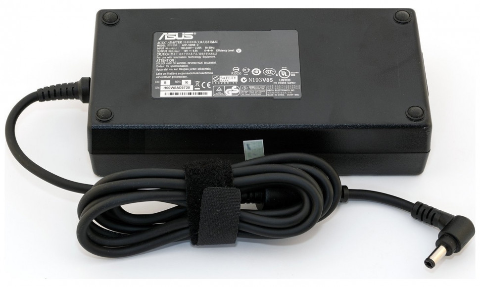 Блок питания Asus (для ноутбука) 19v - 9,5a (разъем 5.5 - 2.5) 180w