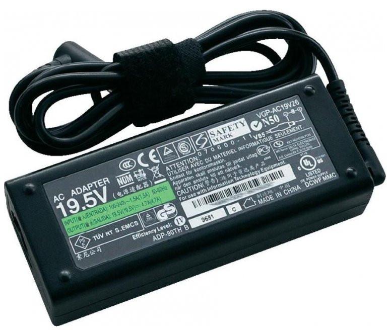 Блок питания для SONY VGP-AC19V74 19,5V-2A