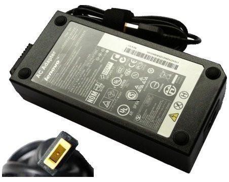 Блок питания для ноутбуков Lenovo ThinkPad P50 20V, 8.5A, разъём прямоугольный