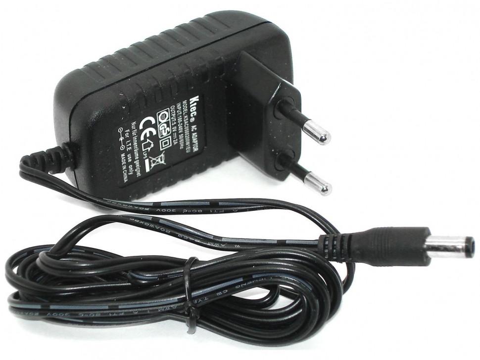 Блоки питания для электронных тонометров Omron 6V, 5.5-2.5мм