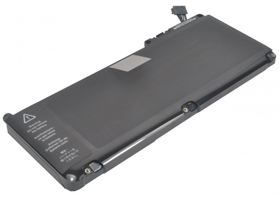 Аккумуляторная батарея APPLE A1331, A1342, MB990LL/A, для ноутбуков MacBook PRO 13 (2011, 2012г) (10.95V 63.5Wh)