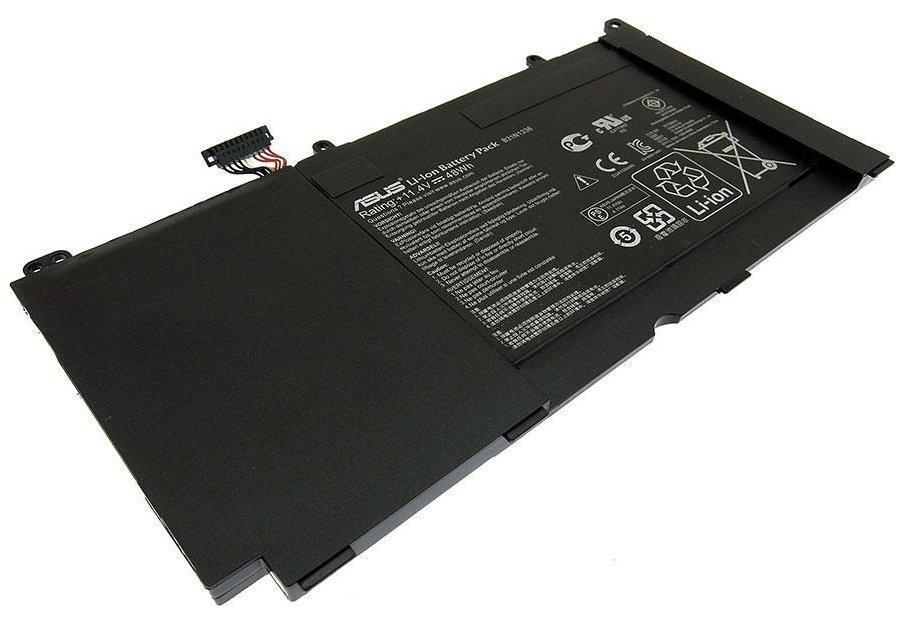 Аккумуляторная батарея для ноутбуков ASUS Vivobook A551LN, K551LN, R553LN, S551LA, S551LB, S551LN, V551LA, V551LB серии (11.4V 4200mAh)