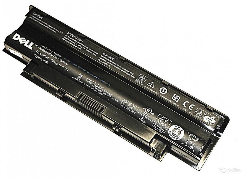 Батарея DELL Inspiron 13R, 14R, 15R, 17R, M501, M5010, M501R, M5030, M511R, N3010, N3110, N4010, N4011, N4050, N4110, N5010, N5030,