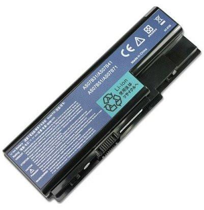 Аккумулятор для ноутбука Acer Aspire 6530G 11.1V, 5200mah
