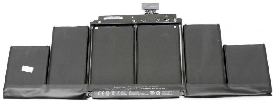 """Батарея APPLE A1417 для ноутбука MacBook Pro 15"""" Retina (10.95V 95wh) A1398"""