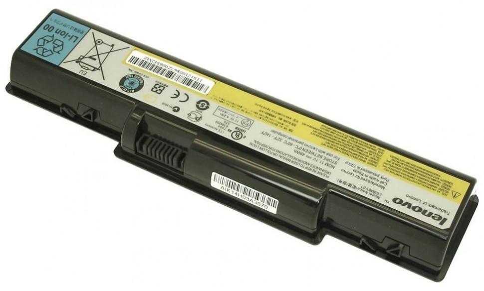 Батарея Lenovo для ноутбуков B450 серии (11.1v 4400mAh) L09M6Y21, L09S6Y21