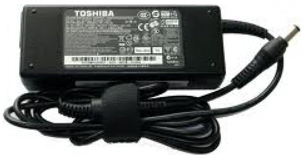 Зарядка для ноутбуков Toshiba 19 вольт 3.95 ампера разъём 5.5x2.5мм