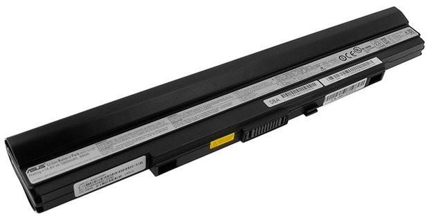 Аккумуляторная батарея для ноутбуков ASUS U30 U43 U45 U52 U53 U80 UL30 UL50 UL80 (10,8v 4910mah) PN A41-U53 A42-U53 A42-UL30 A42-UL50