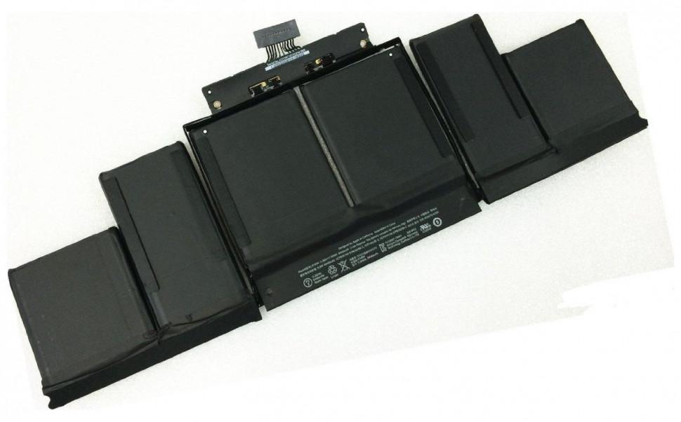 """Батарея APPLE A1494 для ноутбука MacBook Pro 15"""" Retina (10.95V 95wh)"""