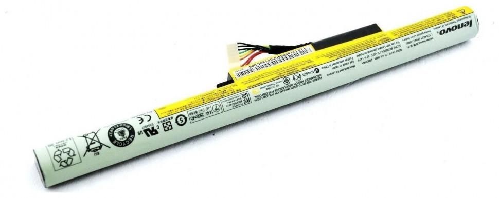 Аккумуляторная батарея Lenovo IdeaPad Z400, Z400A, Z400T, Z500, Z500A, Z500T, P500 (14.4V 2600mah) L12L4K01, L12M4E21, L12M4K01, L12S4E21,