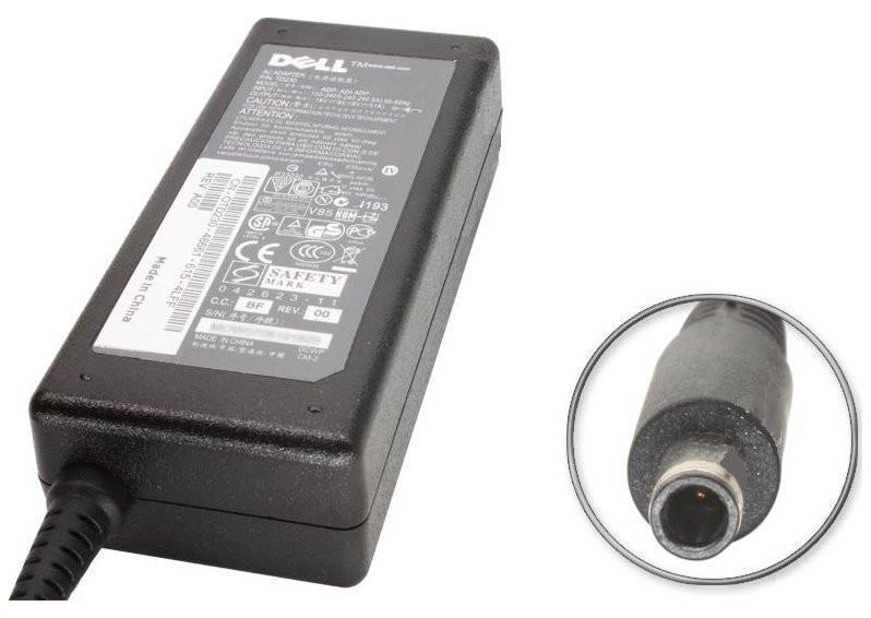 Блок питания Dell (для ноутбуков) 19v - 2.31a (разъём 4.5 - 3.0мм) 45w