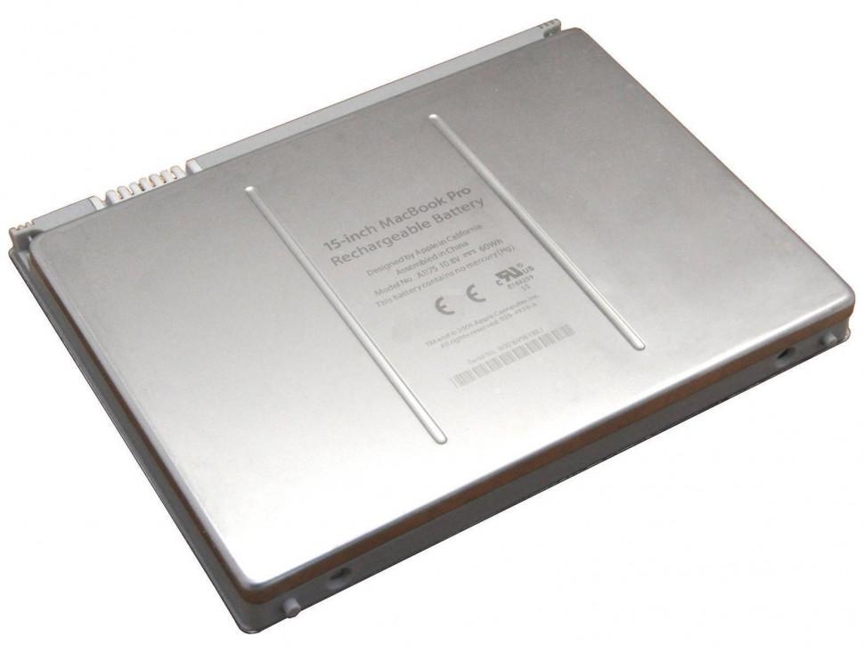"Аккумуляторная батарея A1175 для ноутбука APPLE MacBook Pro 15"" A1150 Pro 15"" MA MB серии 10.8 вольт 5600 mAh"