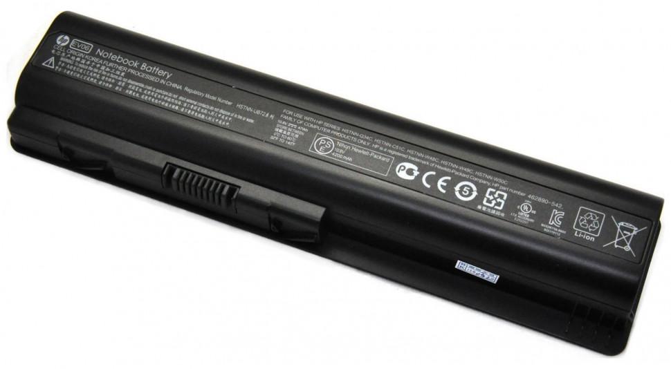 Аккумуляторная батарея KS524AA для ноутбука HP Pavilion DV4 DV5 DV6 G50 G60 G70 Compaq Presario CQ40 CQ45 CQ50 CQ60 CQ70 HDX X16 серий